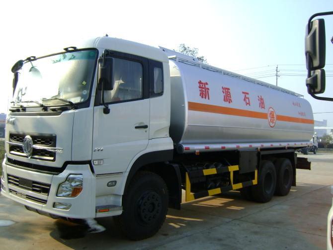 【湖南新源石油股份有限公司】购买东风天龙、天锦运油车