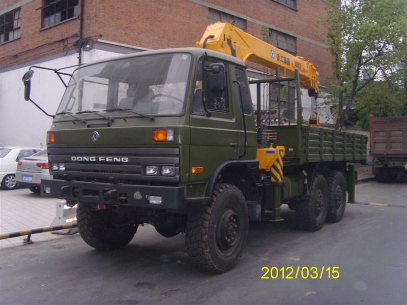 【内蒙古阿拉善盟】一勘探公司购买全驱随车吊