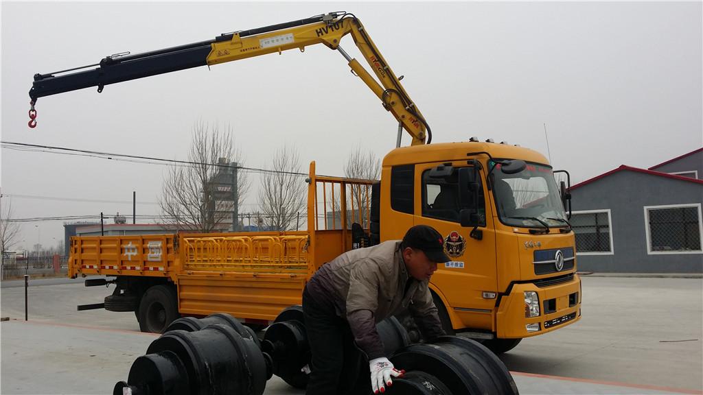 易胜博主页所工作人员如何检验150吨地秤
