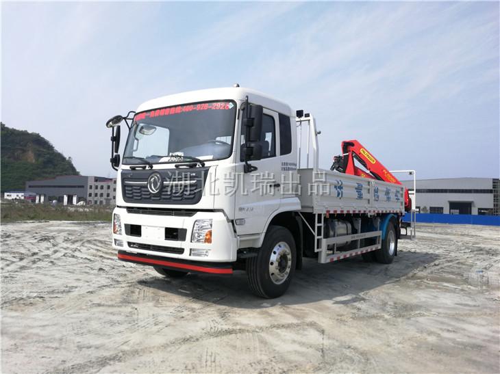 河北省计量监督检测研究院DWJ5180JJHD6型计量检衡车项目