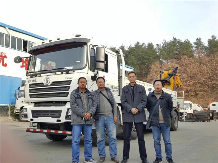 大冶有色金属有限责任公司DWJ5311JJHD5重型计量检衡车购车案例(重型检衡车)